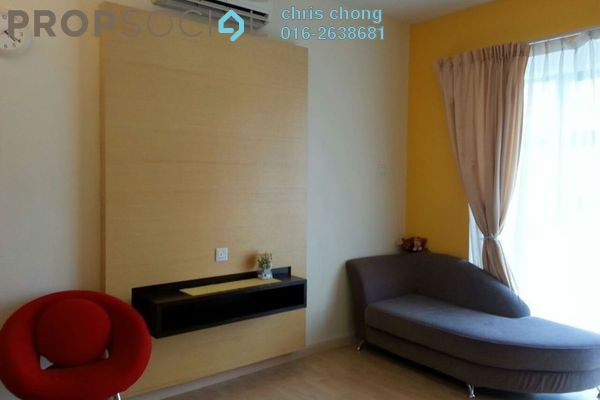 Condominium For Rent in Pertama Residency, Cheras Leasehold Fully Furnished 1R/1B 1.7k