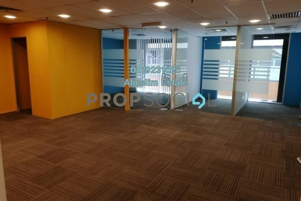 Office For Rent in Solaris Dutamas, Dutamas Freehold semi_furnished 0R/0B 3k
