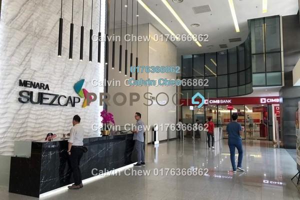 Office For Sale in Menara SuezCap, Kuala Lumpur Leasehold Unfurnished 0R/0B 4.85m