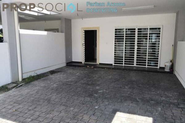 Terrace For Rent in Delfina, Nilai Impian Freehold Unfurnished 4R/3B 1.2k