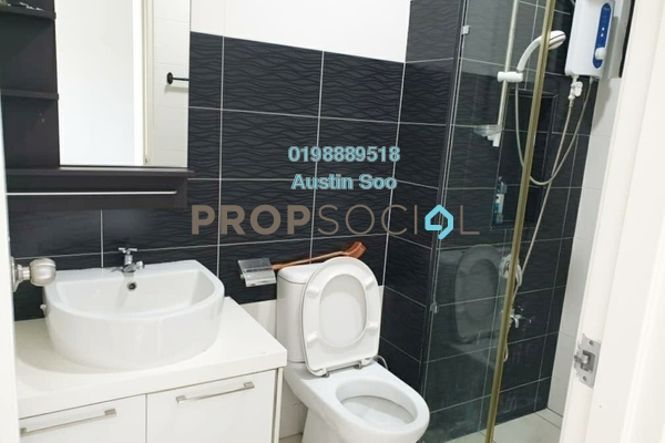 Condominium For Rent in The Platino, Skudai Freehold Fully Furnished 1R/1B 1.4k