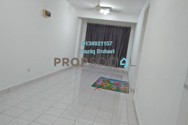 Apartment For Rent in Waja Apartment, Cheras South Freehold Fully Furnished 3R/2B 900translationmissing:en.pricing.unit