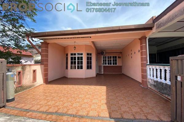 Terrace For Sale in Taman Desa Ixora, Senawang Freehold Semi Furnished 3R/2B 290k