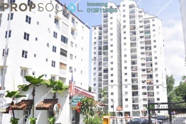 Condominium For Sale in Pantai Hillpark 5, Pantai Freehold Unfurnished 0R/0B 324k