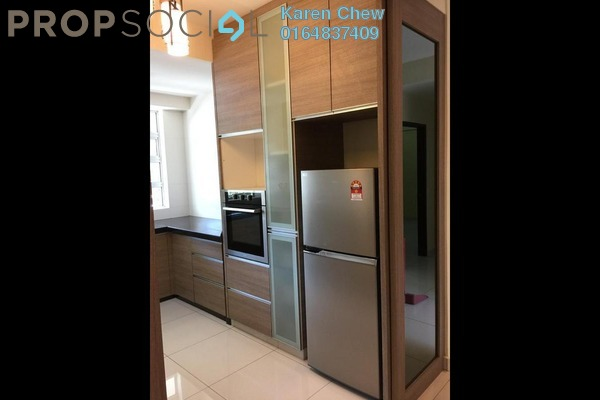 Condominium For Sale in Desa Bukit Jambul, Bukit Jambul Freehold Unfurnished 3R/2B 430k