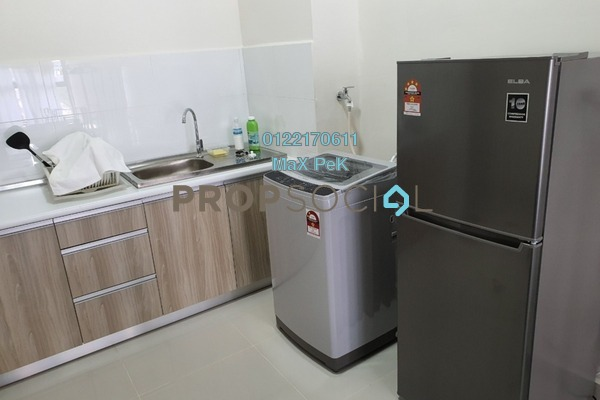 For Rent SoHo/Studio at Core SoHo Suites, Sepang Freehold Fully Furnished 3R/2B 1.1k