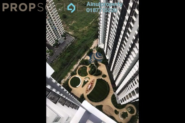 Condominium For Sale in Eclipse Residence @ Pan'gaea, Cyberjaya Freehold Fully Furnished 3R/2B 520k
