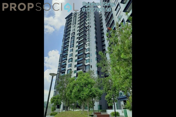 Condominium For Sale in The Vyne, Sungai Besi Freehold unfurnished 3R/2B 615k