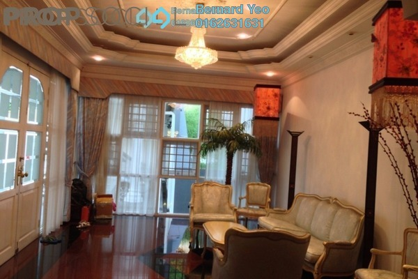Bungalow For Sale in Taman Bukit Damansara, Damansara Heights Freehold Semi Furnished 9R/7B 12m