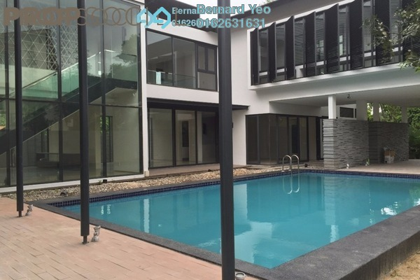 Bungalow For Sale in Taman Bukit Damansara, Damansara Heights Freehold Semi Furnished 5R/8B 18m