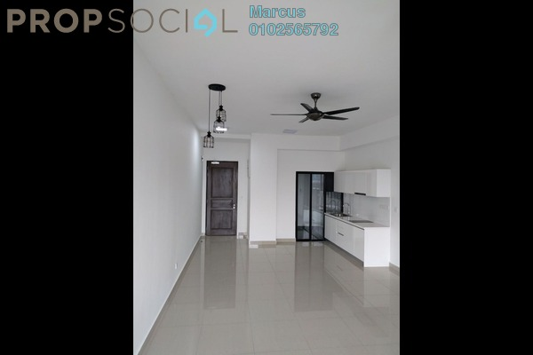 Condominium For Rent in Glomac Centro, Bandar Utama Leasehold Semi Furnished 3R/2B 2.2k