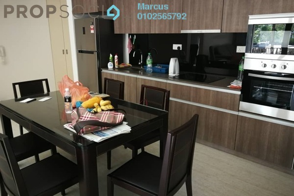 Condominium For Rent in Seri Bukit Ceylon, Bukit Ceylon Freehold Fully Furnished 2R/2B 3.3k