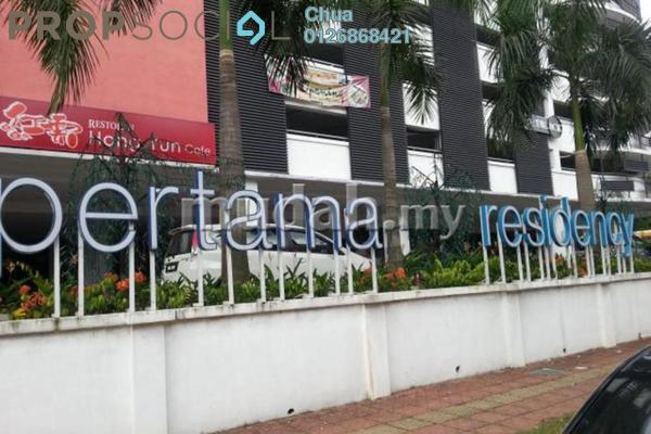 Condominium For Rent in Pertama Residency, Cheras Leasehold Fully Furnished 1R/1B 1.6k