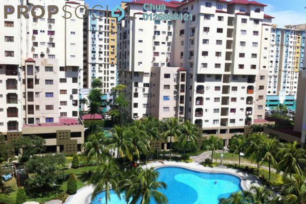 Condominium For Rent in Prisma Cheras, Cheras Freehold Unfurnished 3R/2B 1.2k