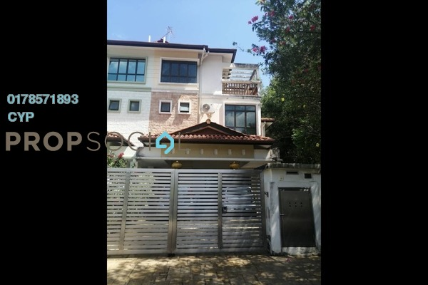 Superlink For Sale in Taman Bukit Cheras, Cheras Freehold Unfurnished 5R/4B 1.5m