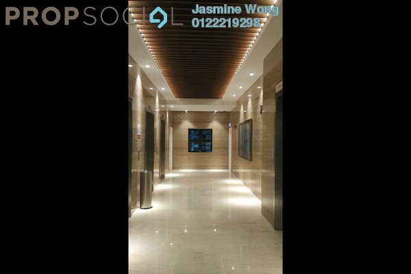 Condominium For Rent in Pearl Suria, Old Klang Road Leasehold Semi Furnished 2R/2B 1.6k