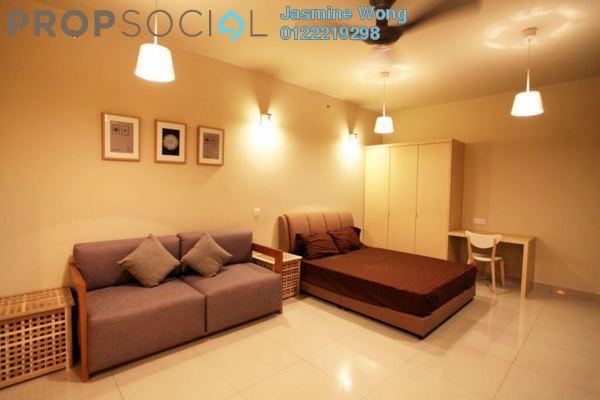 Condominium For Rent in Univ 360 Place, Seri Kembangan Leasehold Fully Furnished 1R/1B 1.5k