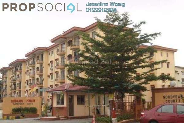 Condominium For Rent in Goodyear Court 3, UEP Subang Jaya Freehold Unfurnished 3R/2B 1k