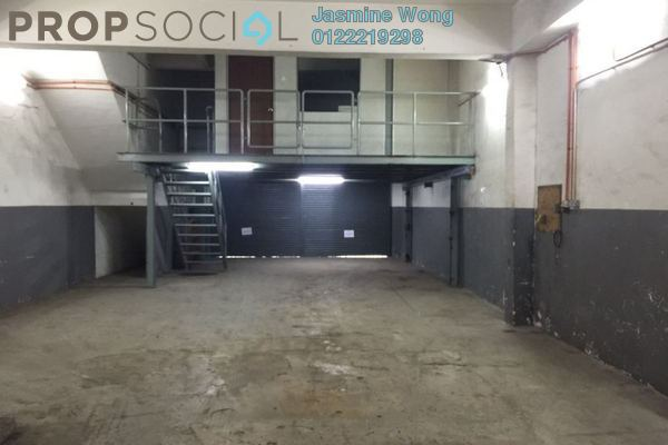 Factory For Rent in Shah Alam Technology Park, Shah Alam Freehold Semi Furnished 0R/0B 3.98k