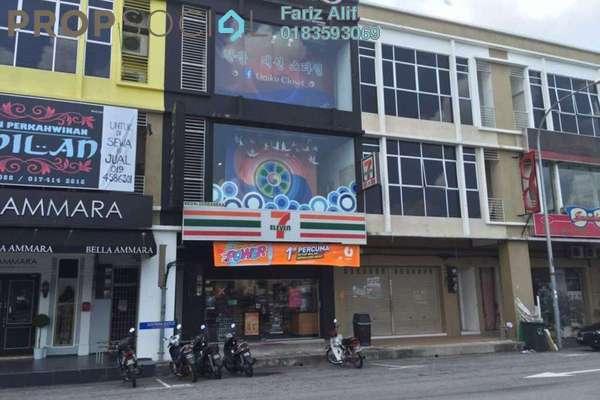 Shop For Sale in Perdana Heights, Sungai Petani Freehold Unfurnished 0R/3B 888k
