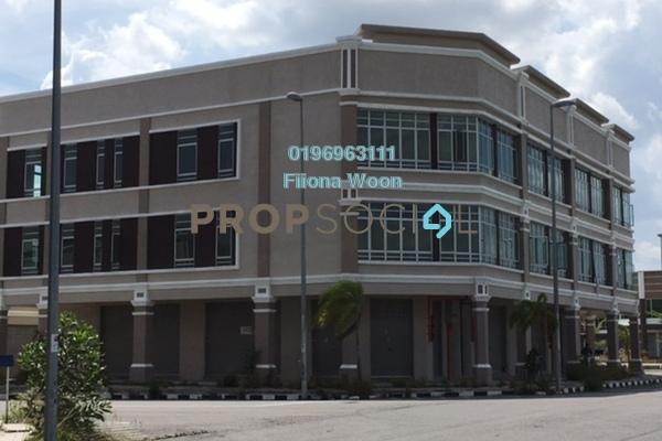 Shop For Sale in Plaza Bemban Bestari, Jasin Freehold Unfurnished 0R/0B 750k