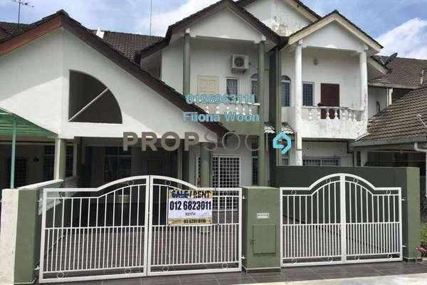 Terrace For Rent in Taman Pantai Emas, Klebang Freehold Unfurnished 5R/3B 2k