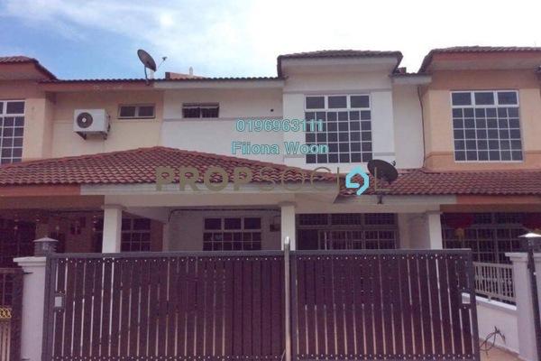 Terrace For Rent in Taman Melaka Baru, Batu Berendam Freehold Semi Furnished 4R/3B 1.2k