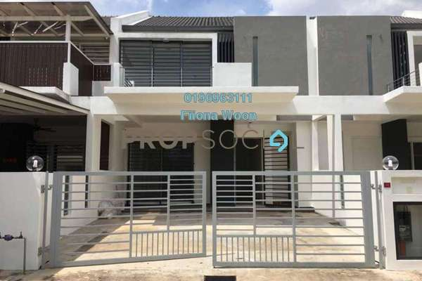 For Sale Terrace at Country Villas Resort, Melaka Leasehold Unfurnished 4R/4B 470k