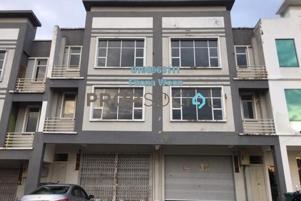 Shop For Rent in Taman Bertam Mutiara, Cheng Freehold unfurnished 0R/2B 2.5k