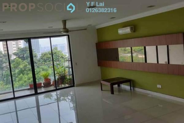 Condominium For Sale in Papillon Desahill, Taman Desa Freehold Semi Furnished 3R/3B 1.2m
