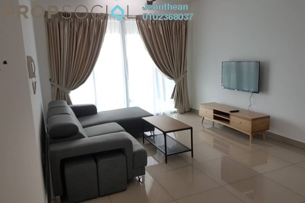 Condominium For Sale in Kiara Residence 2, Bukit Jalil Freehold Fully Furnished 4R/3B 650k