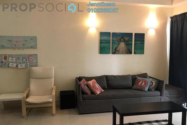 Condominium For Sale in Gaya Bangsar, Bangsar Freehold Fully Furnished 1R/1B 650k