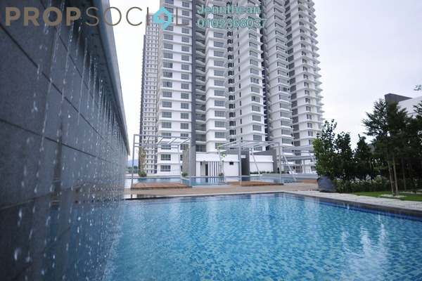 Condominium For Sale in The Westside Two, Desa ParkCity Freehold Fully Furnished 3R/2B 1.1m
