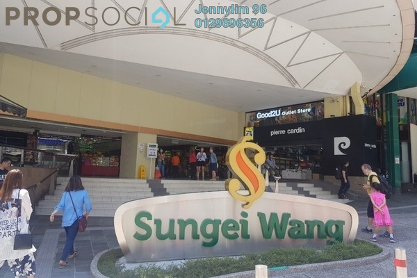 Shop For Rent in Sungei Wang Plaza, Bukit Bintang Freehold Unfurnished 0R/0B 3k