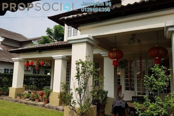 For Sale Bungalow at USJ 5, UEP Subang Jaya Freehold Semi Furnished 5R/4B 3.9m