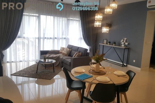Serviced Residence For Rent in Secoya Residences, Bukit Kerinchi Freehold fully_furnished 2R/2B 4k