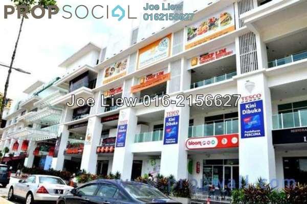 For Sale Shop at The Scott Garden, Old Klang Road Leasehold Unfurnished 1R/1B 4.58m