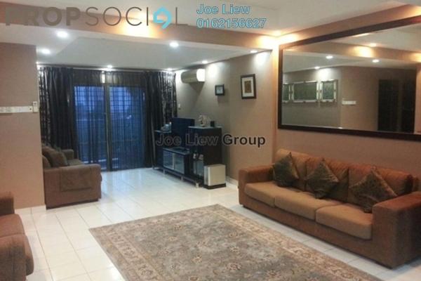 Condominium For Sale in La Vista, Bandar Puchong Jaya Leasehold Fully Furnished 3R/2B 598k