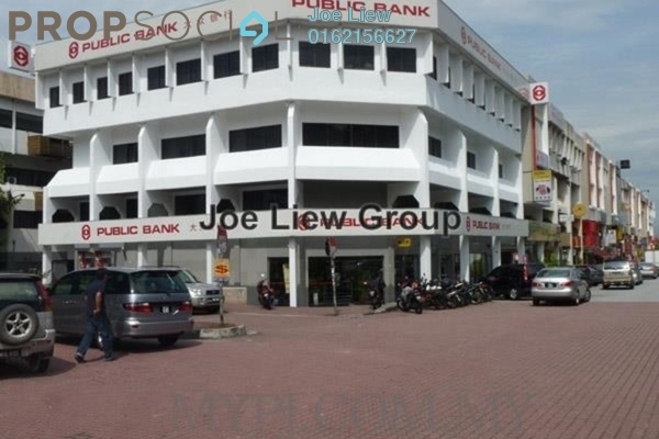 Shop For Sale in Damansara Uptown, Damansara Utama Leasehold Unfurnished 1R/2B 4.08m