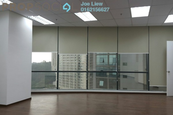 Office For Rent in The Vertical, Bangsar South Leasehold Semi Furnished 1R/2B 12.3k