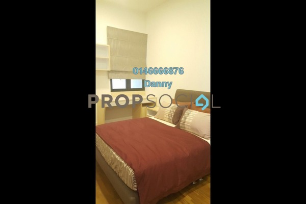 Condominium For Rent in 100 Residency, Setapak Freehold Fully Furnished 4R/3B 2.9k