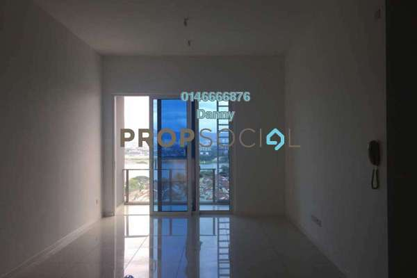 Condominium For Sale in EcoSky, Kuala Lumpur Freehold Semi Furnished 3R/2B 790k