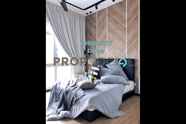 Condominium For Sale in EcoSky, Kuala Lumpur Freehold Fully Furnished 3R/2B 780k