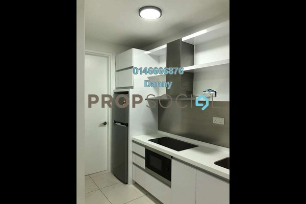 Condominium For Sale in EcoSky, Kuala Lumpur Freehold Semi Furnished 2R/2B 610k