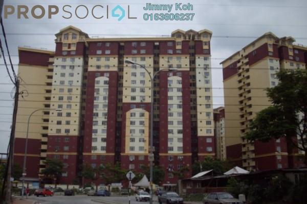 Apartment For Rent in Mentari Court 1, Bandar Sunway Freehold Fully Furnished 3R/2B 1k
