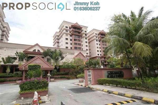 Condominium For Rent in Tiara Faber, Taman Desa Freehold Fully Furnished 3R/2B 1.8k