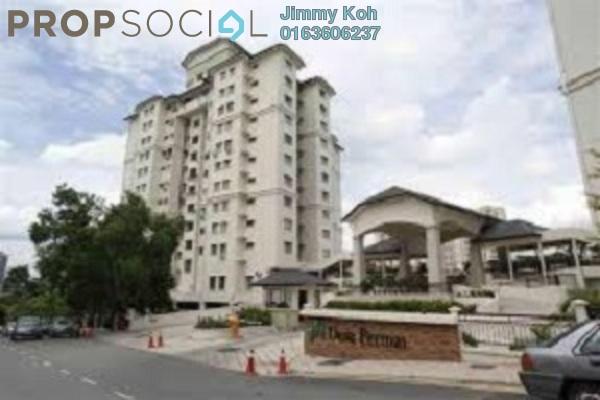 For Rent Condominium at Desa Permai, Taman Desa Freehold Fully Furnished 3R/2B 1.8k