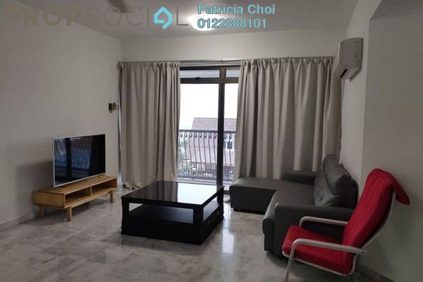 For Rent Condominium at Casa Vista, Bangsar Freehold Fully Furnished 2R/2B 3k