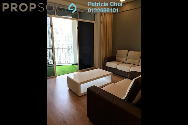 Condominium For Sale in 1A Stonor, KLCC Leasehold Fully Furnished 3R/3B 880k