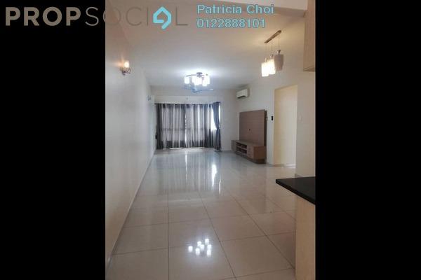 Condominium For Rent in 1Sentul, Sentul Freehold Semi Furnished 3R/2B 2.1k